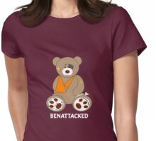 Giant Benattacked Baer #2 Womens Fitted T-Shirt