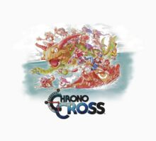 Chrono Cross: High Flying Fun by meronichan