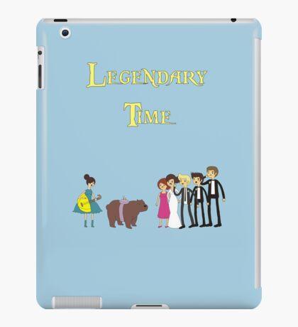 IT'SSSSS LEGENDARY TIME iPad Case/Skin