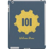 Welcome Home - 101 iPad Case/Skin