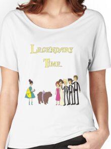 IT'SSSSS LEGENDARY TIME Women's Relaxed Fit T-Shirt