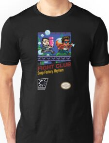Fight Club 8 bit Style Unisex T-Shirt