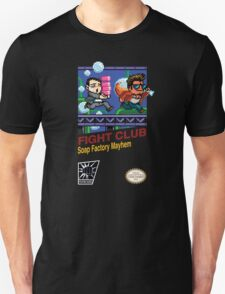 Fight Club 8 bit Style T-Shirt