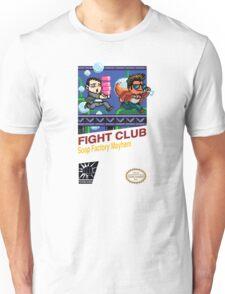 Fight Club 8 bit Style Unisex T-Shirt