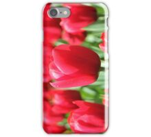 Not just roses are red. iPhone Case/Skin