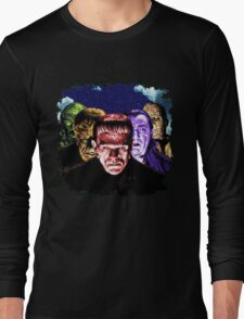 Classic Monsters COLOR POP! Long Sleeve T-Shirt
