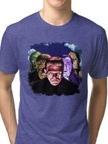 Classic Monsters COLOR POP! Tri-blend T-Shirt