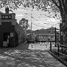 Bendigo Electric Tram Depot by Brett Rogers