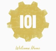 Welcome Home - 101 Kids Tee