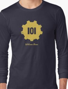 Welcome Home - 101 Long Sleeve T-Shirt