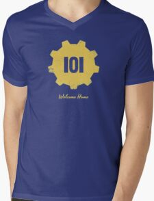 Welcome Home - 101 Mens V-Neck T-Shirt