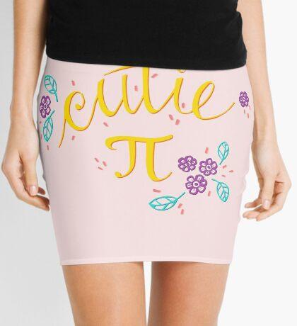 Cutie Pi (Pink) Mini Skirt