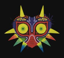 Zelda - Majora's Mask Splatter (No Background) by QuestionSleepZz