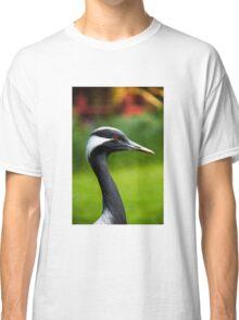 Bird Portrait  Classic T-Shirt