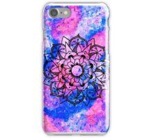 Acrylic Mandala Design iPhone Case/Skin