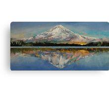 Mount Hood Canvas Print