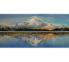 Mount Hood Photographic Print