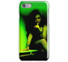 Shh iPhone Case/Skin