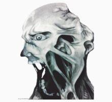 Zombie Head by 86248Diamond