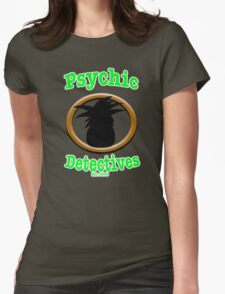 Psychic Detectives, Est. 2006 Womens Fitted T-Shirt