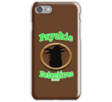 Psychic Detectives, Est. 2006 iPhone Case/Skin