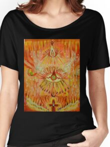 Bright Awake Women's Relaxed Fit T-Shirt
