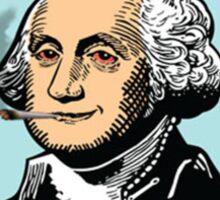 George Washington High Sticker
