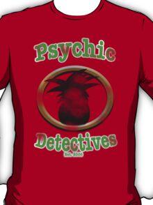 Psychic Detectives, Est. 2006 (Stressed) T-Shirt