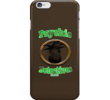 Psychic Detectives, Est. 2006 (Stressed) iPhone Case/Skin