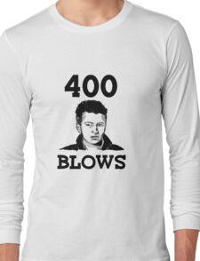 "Francois Truffaut's ""400 Blows Long Sleeve T-Shirt"