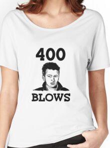 "Francois Truffaut's ""400 Blows Women's Relaxed Fit T-Shirt"