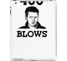 "Francois Truffaut's ""400 Blows iPad Case/Skin"