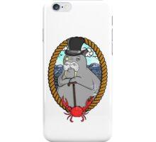 THE WALRUS  iPhone Case/Skin
