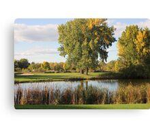 Golf anyone? Canvas Print