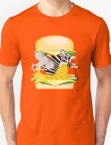 Hamburger Heaven - Savannah Good Times T-Shirt