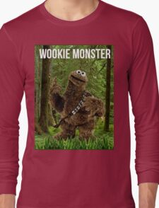 Wookie Monster Long Sleeve T-Shirt
