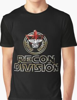 Planetside 2 - Terran Republic - Outfits - the 56th Recon Division Graphic T-Shirt