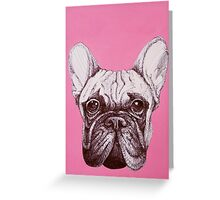 Its Gotta be French! Greeting Card