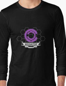 Xenoblade X Mediator Logo Long Sleeve T-Shirt