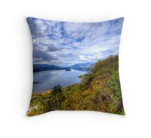 Derwentwater, Lake District Throw Pillow