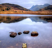 Blea Tarn, Lake District by Stephen Smith
