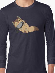 Catbus Kitten Long Sleeve T-Shirt
