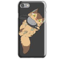 Catbus Kitten iPhone Case/Skin