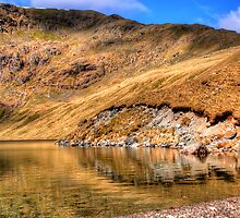 Blea Water by English Landscape Prints