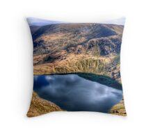 Blea Water, Lake District Throw Pillow
