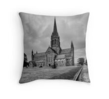 St Marys Cathedral, Killarney Throw Pillow