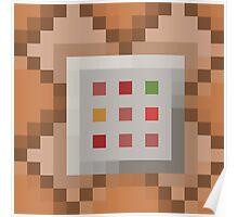 Minecraft Command Block Poster