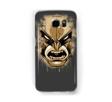 wolverine face Samsung Galaxy Case/Skin