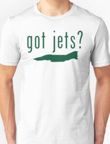 """New York Jets """"got jets? T-Shirt and Hoodie Unisex T-Shirt"""