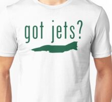 "New York Jets ""got jets? T-Shirt and Hoodie Unisex T-Shirt"